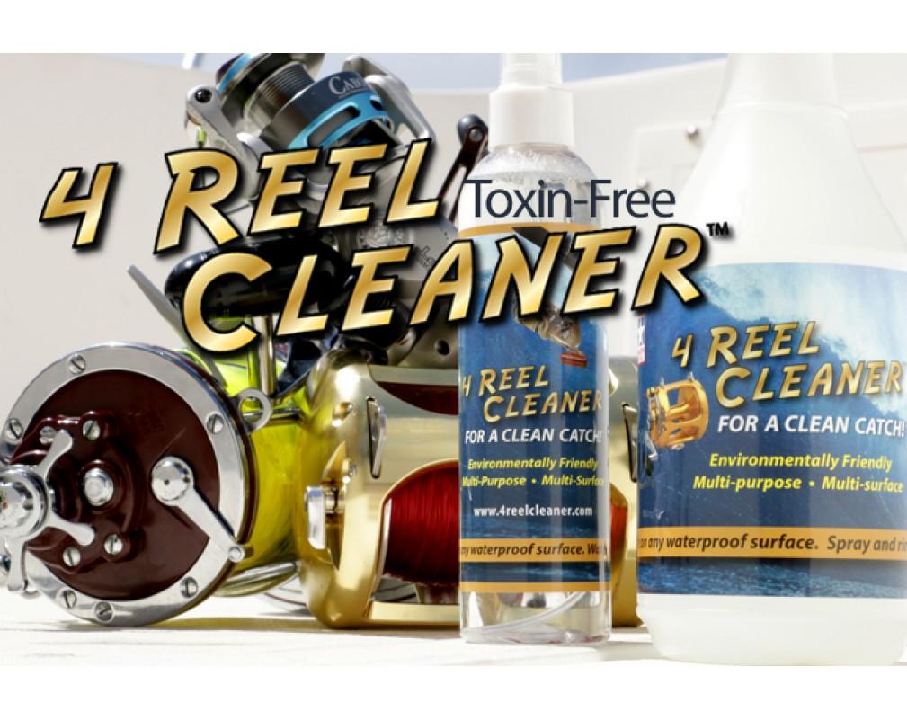 4 Reel Cleaner